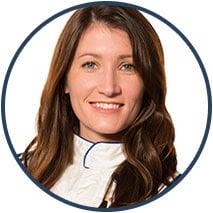 Julia Landauer, NASCAR Driver