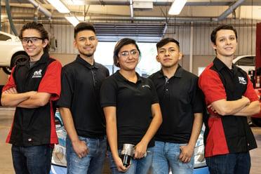 Five EVIT Students-829274-edited