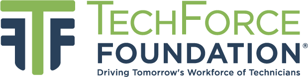 TechForce Foundation Driving Tomorrow's Workforce of Technicians