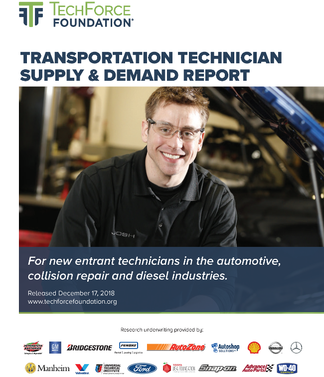 Technician Supply and Demand Report Update-Fall 2018_Cover_Page_01-2-1